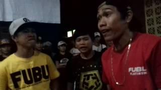 laglagan rap battle league g flow vs k ram freestyle battle promo