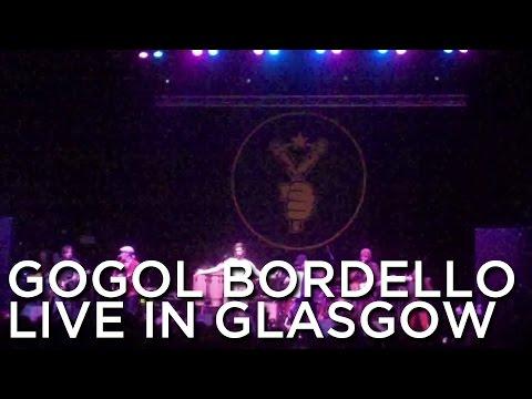 2010-05-09 'Gogol Bordello' @ O2 Academy, Glasgow, UK