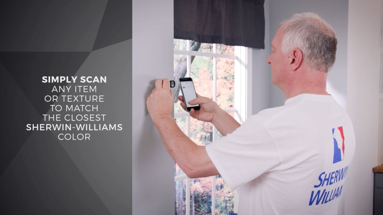 Paint Color Match System | Sherwin-Williams ColorSnap™ Match