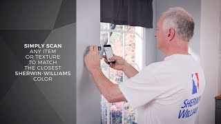 Colorsnap Match for Contractors: Sherwin-Williams