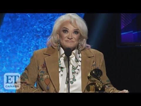 Tanya Tucker Wins First Grammy Ever At 2020 Grammys