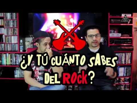The Matt ¿Y tú cuánto sabes del Rock? con Hooligan Pats