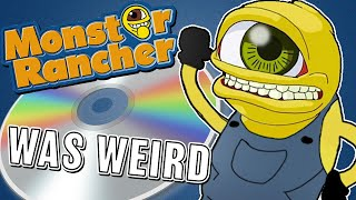 Monster Rancher Was Weird | Billiam