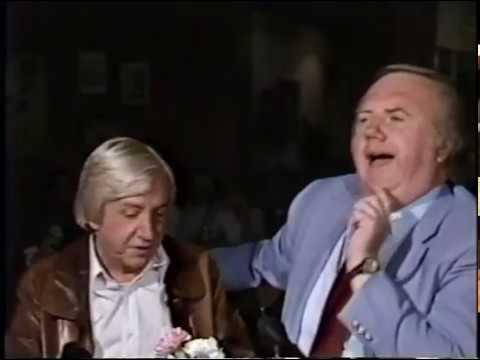Chuck McCann, Pat McCormick, Jackie Gayle, 1985 TV Interview