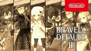Bravely Default II - All About Jobs! - Nintendo Switch