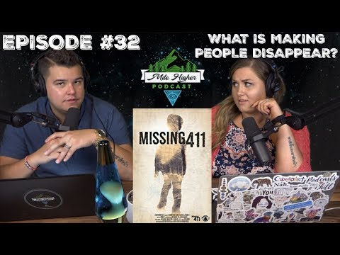 Missing 411: Unexplained Disappearances Of People From National Parks & Lands  - Podcast #32