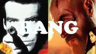 GAMES THAT SHOULD BANG - Goldeneye 007 & Max Payne 3