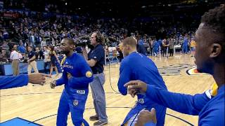 LeBron, Melo, and Dwight lead the NBA dance team