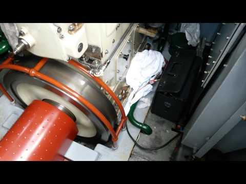 2 cilinders Industrie motor