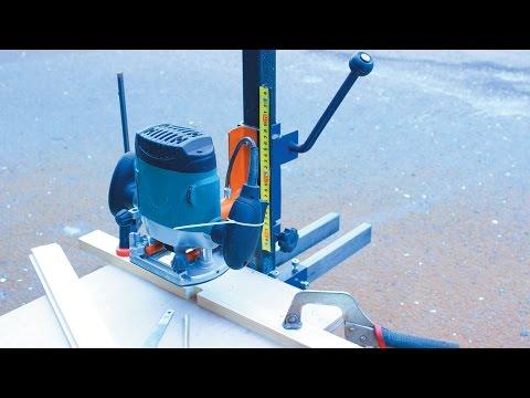 видео: Самодельный фрезерный станок по дереву своими руками.Часть 1 homemade milling machine for wood.