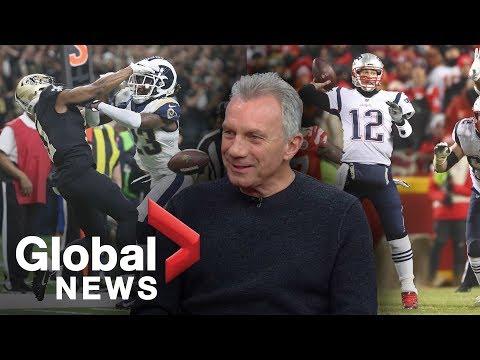 Joe Montana weighs in on Saints no-call, Tom Brady, Super Bowl favourite