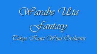 Warabe Uta Fantasy.Tokyo Kosei Wind Orchestra.