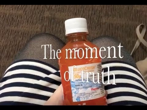 Glucose Tolerance Test Vlog