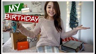 Mở Quà Sinh Nhật ♡ My Birthday Vlog ♡ TrinhPham