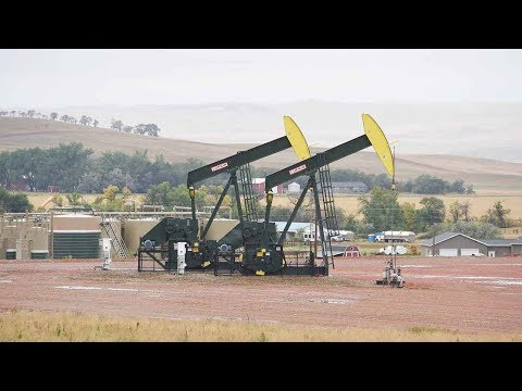 US shale oil producers boost production