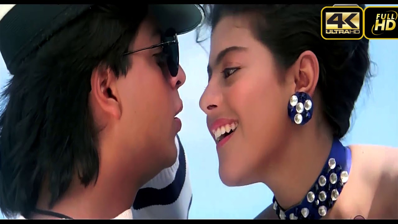Download Baazigar O Baazigar - Full 4K HD 2160p VIdeo Song Dolby Digital Sound ( Baazigar 1993 )