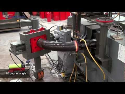 Induction Bending Time-lapse