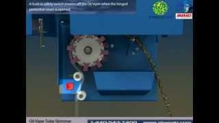 Скиммер нефтепродуктов Abanaki Oil Viper(Скиммер нефтесборщик Abanaki Oil Viper - трубчатый скиммер нефтепродуктов для удаления плавающего на поверхности..., 2013-06-13T08:55:10.000Z)