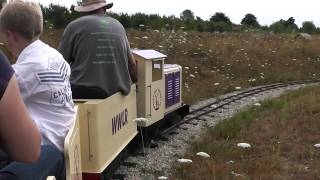 2013 07 27 Wolds Way Lavender Railway