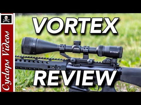 Vortex Crossfire ii Scope Review