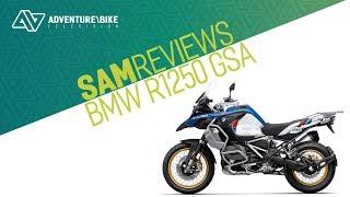 SAM REVIEWS: BMW 1250 GS Adv