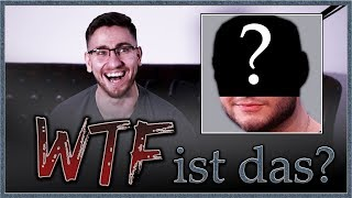 Errate den YouTuber am Kinn (und Rapper )