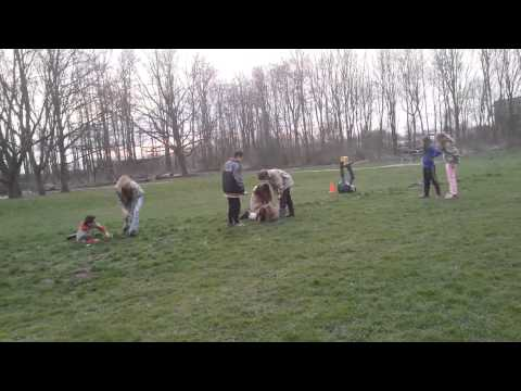 Scouts Gemengd spelen Vette Haas