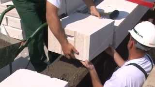 System Budowy H+H – Ściany z betonu komórkowego, H+H Polska Sp. z o.o.