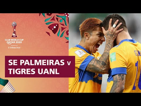 Palmeiras v Tigres UANL | FIFA Club World Cup Qatar 2020 | Match Highlights