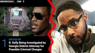R kelly Under Criminal Investigation Plus Joycelyn Father Plea to her
