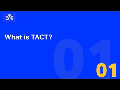 What is IATA TACT?