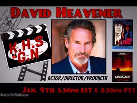 Keith Harris Show interviews David Heavener