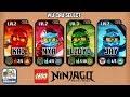Lego Ninjago: Wu-Cru - All of my Friends are Ninjas (LEGO Games)