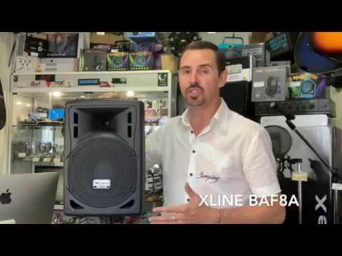 Видеообзоры активная акустическая система