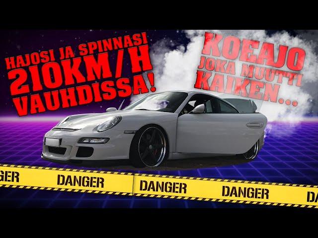 KOEAJOSSA - PORSCHE 911 (997) GT3 CLUBSPORT MANUAL -07 (4K)
