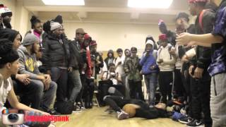 FLii BooGiiE Vs SyLinSah (Main Event Dance Battle)