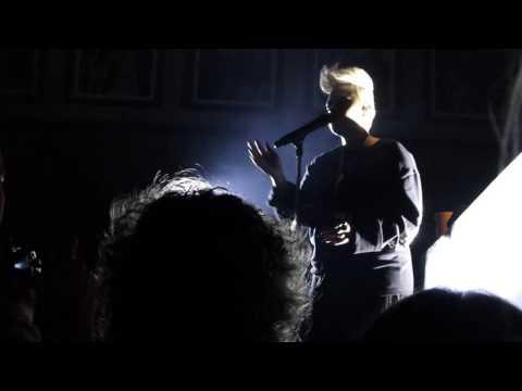 Emeli Sandé Happen - Live People's Place Amsterdam 2016