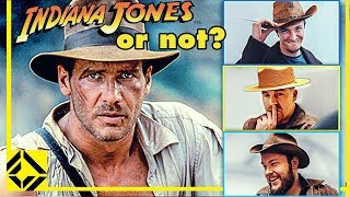Indiana Jones Olympics - Hosted by *Tom Cruise