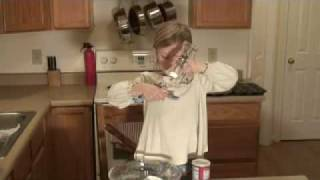 Baking With Nora Grace - Youtube.mov