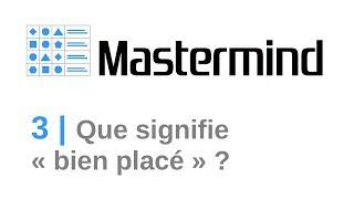 mastermind : que signifie le terme