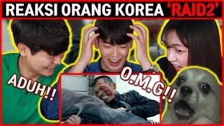 [REAKSI ORANG KOREA] The Raid 2 - Final Fight Scene | React to Film Indonesia | Korean Reaction