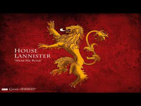 House Lannister Theme S2S6  Game of Thrones