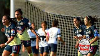 América le volvió a pegar a Pumas en la Liga Femenil !