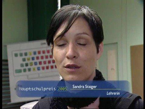 Friedrich Ebert Hauptschule Augsburg-Göggingen  Haupschulpreis 2005