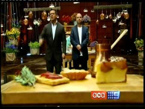 John Hughes  Cerebral Palsy  MasterChef Australia   2011