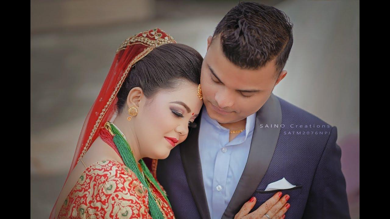 Vishal weds Aayushma   Wedding Highlights  Nepalgunj