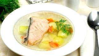 Рыбный суп | Fish soup
