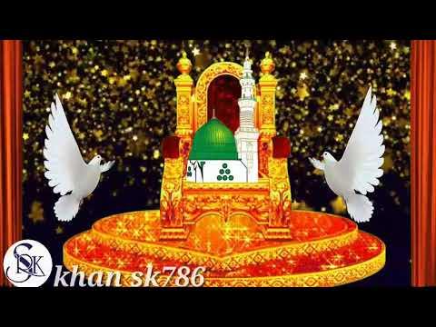 Amina ka Laal Aaya Jashne Eid Milad un Nabi WhatsApp status 2081/2019
