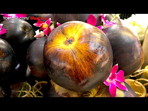 Amazing Thailand - Bangkok Fruits Fair Festival [2016] [4K]