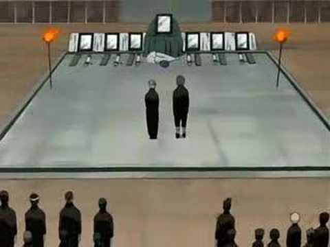 When the Sand Runs Out- Naruto AMV